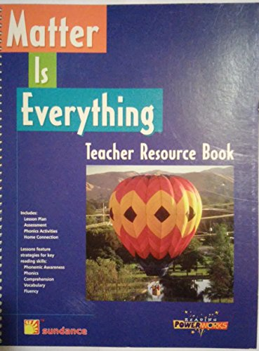 9780760889121: Matter Is Everything: Teacher Resource Book