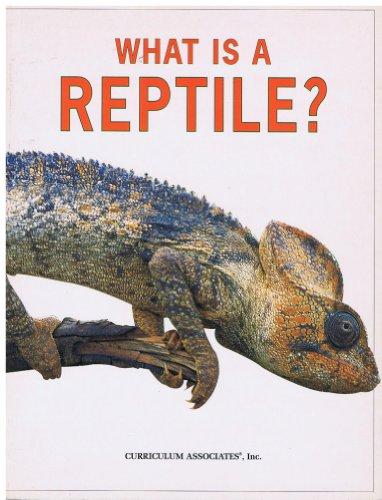 What is a Reptile?: Robert Snedden