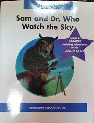 THINK ABOUT SCIENCE SAM AND DR. WHO WATCH THE SKY: Bill Smith Studio, Patrick Soper