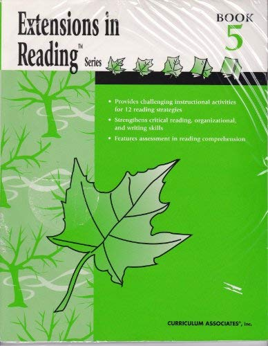 9780760917473: Extensions in Reading Series Book 5