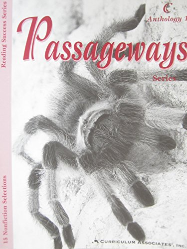 9780760917770: Passageways C Anthology 1 (Reading Success, c)
