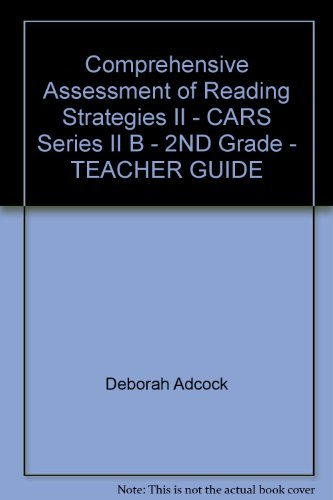 9780760935361: Comprehensive Assessment of Reading Strategies - CARS Series B - 2nd Grade