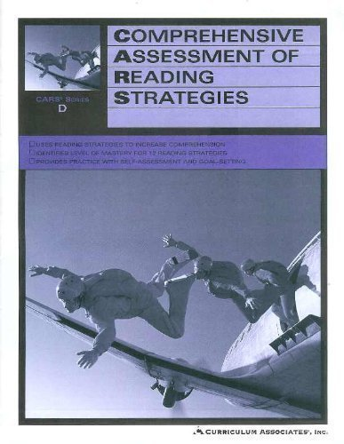 9780760935385: Comprehensive Assessment Of Reading Strategies - CARS Series D