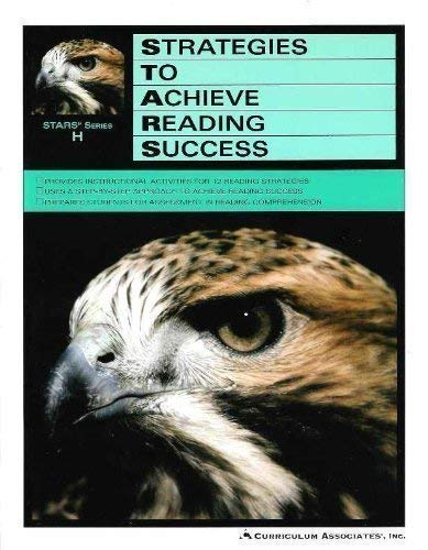 Strategies To Achieve Reading Success - STARS Series H - Students Edition - 8th Grade: Inc. ...