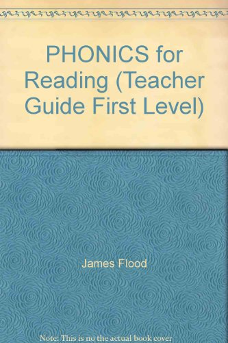 9780760968994: PHONICS for Reading (Teacher Guide First Level)