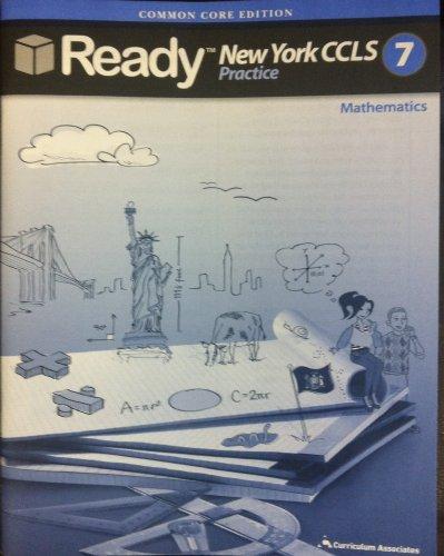 9780760978535: New York Common Core Practice Test Prep for Grade 7 Mathematics
