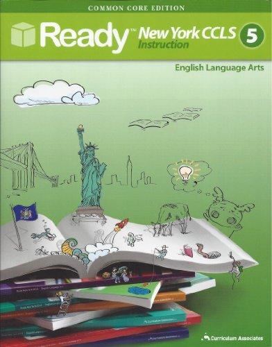 9780760978696: READY Common Core New York CCLS Grade 5 ELA