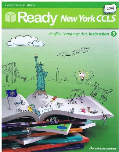 9780760983928: 2014 Ready New York CCLS Common Core ELA Instruction Grade 5 (Ready)