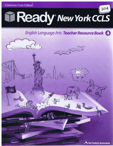 9780760983973: 2014 Ready New York CCLS ELA Grade 4 Teacher Resource Book