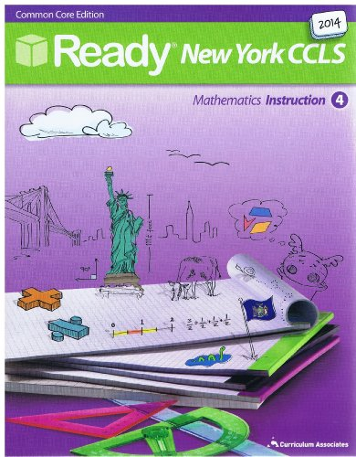 Ready New York CCLS Common Core Math Instruction 2014 Grade 4