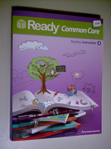 9780760985557: 2014 Ready Common Core Reading Instruction 4