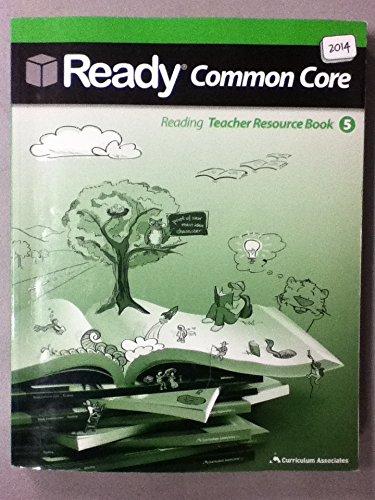 9780760985632: Ready Common Core Reading Teacher Resource Book 5