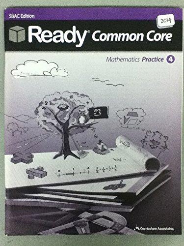9780760986608: Ready Common Core Mathematics Assessments Grade 4 (SBAC Edition)