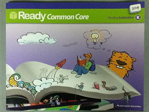 9780760987148: Ready Common Core- Reading Instruction K