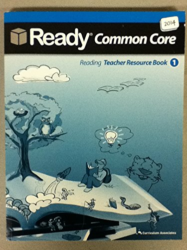 9780760987179: Ready Common Core Reading Teacher Resource Book 1