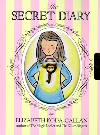 The Secret Diary (Magic Charm Book): Koda-Callan, Elizabeth