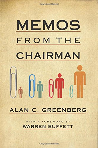 9780761103462: Memos from the Chairman