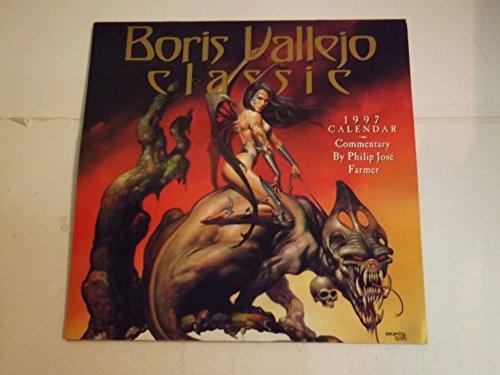 9780761103691: Boris Vallejo Classic 1997 Calendar