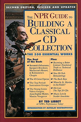 9780761104872: The NPR Guide to Building a Classical CD Collection: The 350 Essential Works