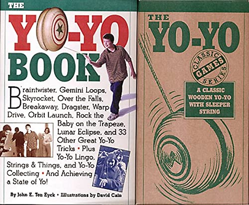 9780761109068: The Yo-Yo Book & the Yo-Yo (Classic Games)