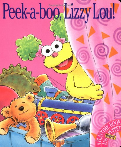 9780761109488: Peek-A-Boo, Lizzy Lou!: A Playtime Book and Muppet Puppet