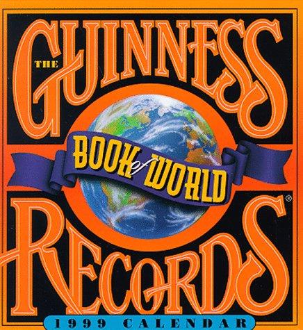 9780761111474: Cal 99 Guinness Book of World Records Calendar