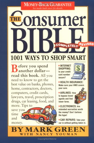 9780761112273: The Consumer Bible: Completely Revised