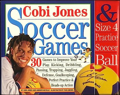 9780761112709: Cobi Jones Soccer Games