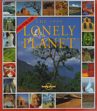 9780761112723: Cal 99 Lonely Planet Calendar: A Picture-A-Day