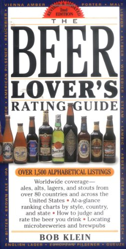 9780761113119: The Beer Lover's Rating Guide: Revised and Updated