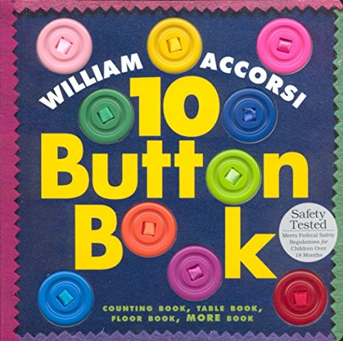 9780761114987: 10 Button Book