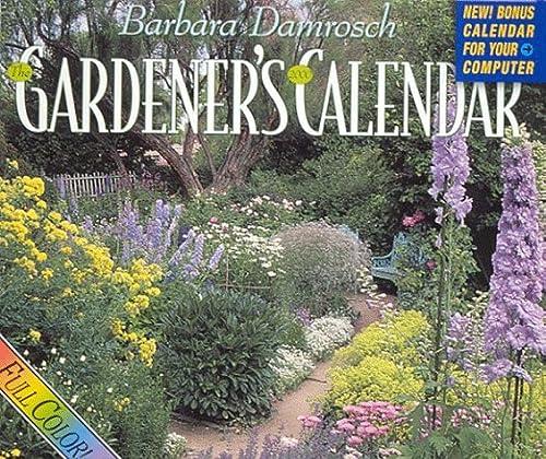 Gardener's Calendar: 2000 (0761115021) by Barbara Damrosch