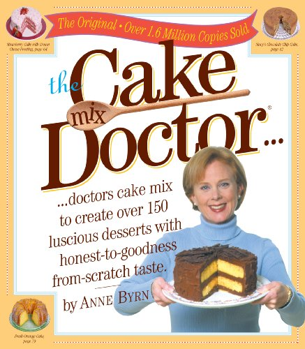 9780761117193: The Cake Mix Doctor