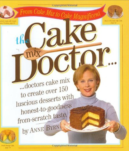 9780761117902: The Cake Mix Doctor