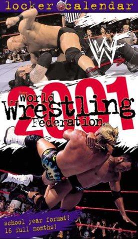 9780761120117: World Wrestling Federation Calendar: 2001