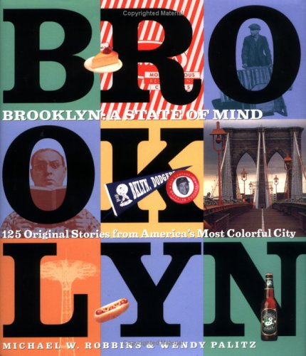 9780761122036: Brooklyn: A State of Mind