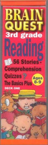 9780761123682: Brain Quest 3rd Grade Reading