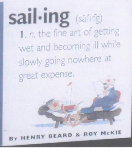 9780761123873: Sail-Ing (Pocket Dictionary)