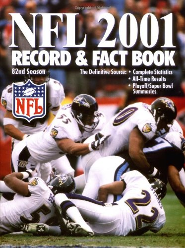 9780761124801: NFL 2001 Record & Fact Book: 82nd Season
