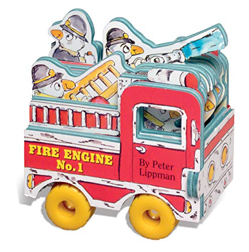 9780761124986: Mini Wheels: Mini Fire Engine (Mini Wheel Books)