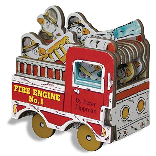 9780761124986: Mini Wheels: Mini Fire Engine (Mini Wheel Books)