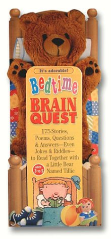 9780761126416: Brain Quest Bedtime: 175 Stories, Poems, and Jokes to Read Together with Questions and Answers