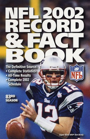 9780761126430: The Official NFL 2002 Record & Fact Book (Official NFL Record & Fact Book)