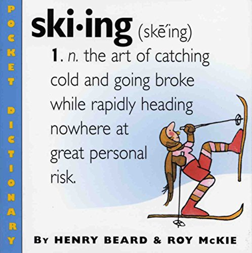 9780761128205: Skiing (Pocket Dictionary)