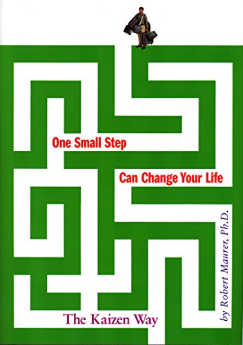 9780761129233: One Small Step Can Change Your Life: The Kaizen Way