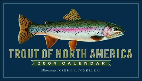 9780761129301: Trout of North America 2004 Calen (Workman Wall Calendars)