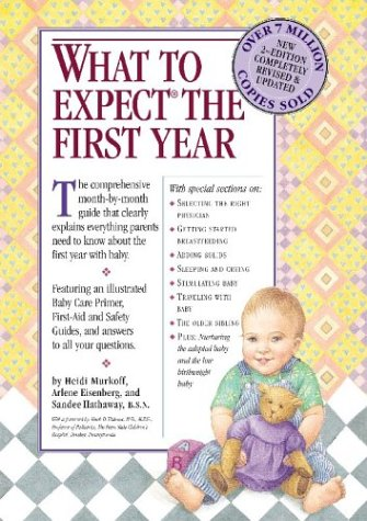 9780761129585: What to Expect the First Year