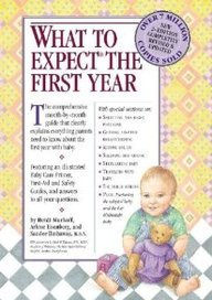 9780761129585: What to Expect the First Year, Second Edition
