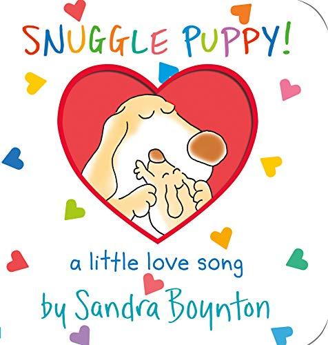 9780761130673: Snuggle Puppy! (Boynton on Board)