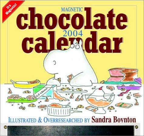 9780761130741: Chocolate Magnetic Kitchen Calendar 2004